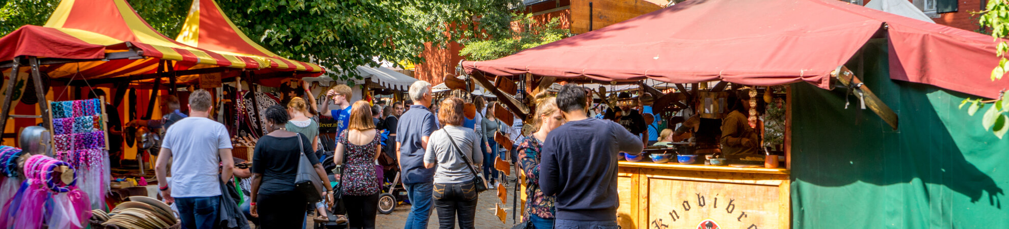 Mittelalterlicher Markt